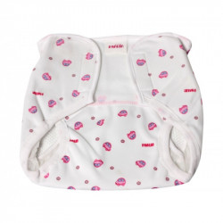 Farlin Baby Cloth Diaper Pant, Small Size - 4-6 kg