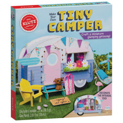 Klutz Make Your Own Tiny Camper