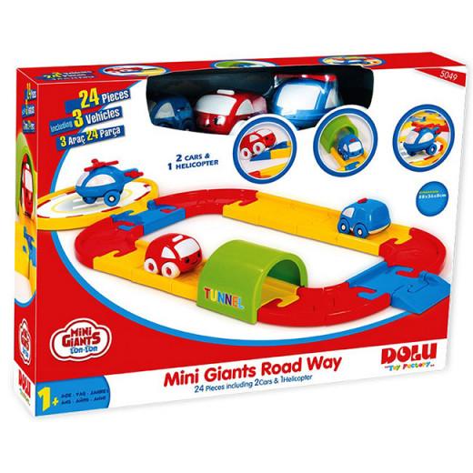 Dolu Mini Giants Set-24pcs
