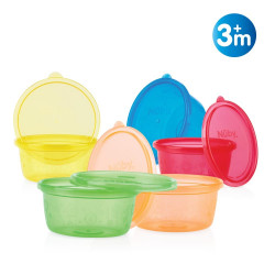 Nuby Snack Bowl Set - 300 ml
