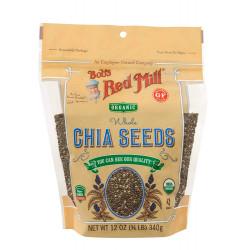 Bob's Red Mill Organic Chia Seeds, 340g