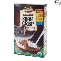 Nature's Path Koala Crisp Chocolate Cereal, , Organic, Gluten-Free,325g