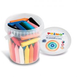 Primo Wax crayons 60 jumbo