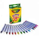 16 قلم تلوين لامع متعدد الألوان من كريولا