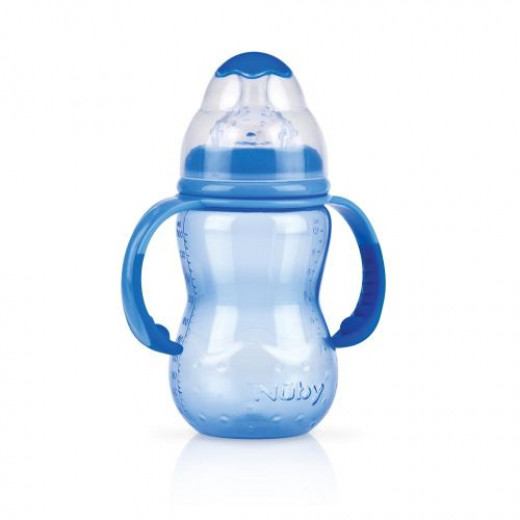 Nuby Drinking Cup (210 ml) - Blue