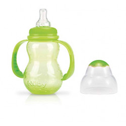Nuby Drinking Cup (210 ml) - Green