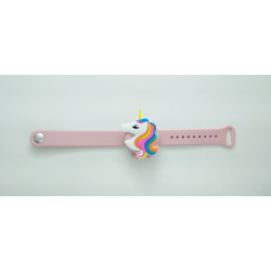 Hygiene Band For Children, Pink Unicorn