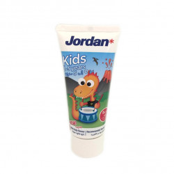 Jordan - Kids Toothpaste 50ml (0-5 Years) - Fruity