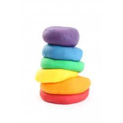 YIPPEE! Sensory Rainbow Playdough