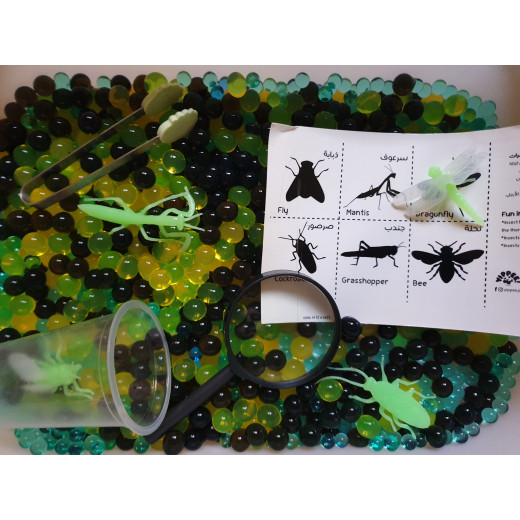 YIPPEE! Sensory Insect Orbeez by Mama Sima