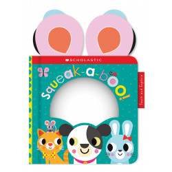 Squeak-A-Boo: Scholastic Early Learners (Touch and Explore)