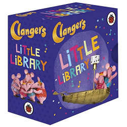 Penguin Clangers: Little Library (English) Hardcover