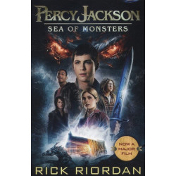 Penguin Percy Jackson and the Sea of Monsters (Book 2)