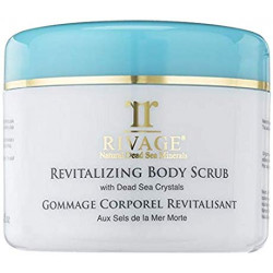 Rivage Revitalizing Body Scrub with Dead Sea Crystals -  250 ml