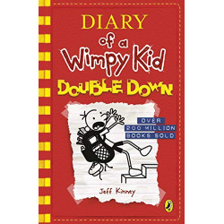 Diary of a Wimpy Kid: Double Down (Book 11)