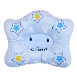 Soft Cotton Baby Pillow - Chshyf - Blue