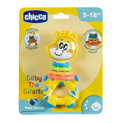 "Chicco Rattle ""Gilby the Giraffe"""
