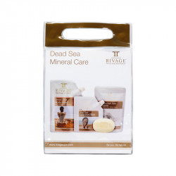Rivage Gift Set - Dead Sea Mineral Care Set