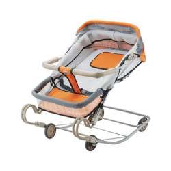Farlin Multi-Usage Baby Chair - Orange