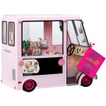 Our Generation Ice Cream Truck Pink