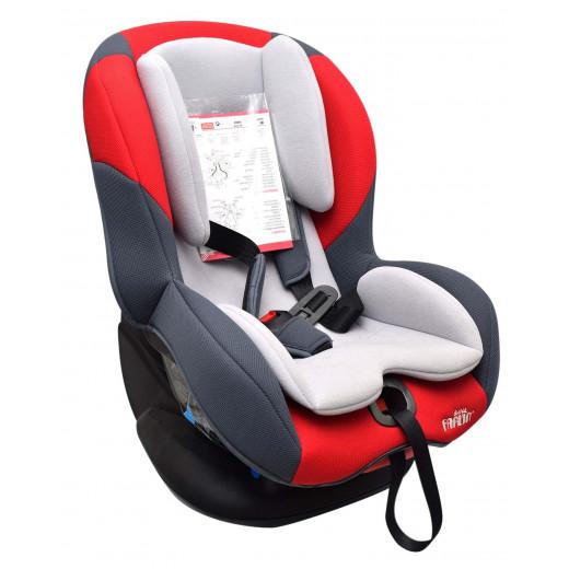 مقعد سيارة للأطفال من فارلين, اللون الأحمر