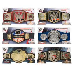 WWE Intercontinental Championship Belt - 1 Pack - Assortment - Random Selection