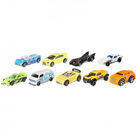 Hot Wheels Car  Vehicles - Hot Pursuit Passion Color Shifters - 1 Pack - Assortment - Random Selection