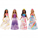 Barbie Dreamtopia Sweetville Princess Doll - Assortment - Random Selection - 1 Pack