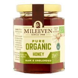 Mileeven Pure Organic Honey 225g