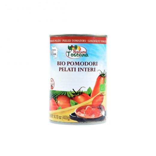 معجون الطماطم مقشرة عضوية 400 جرام من ناتشوز توسكان