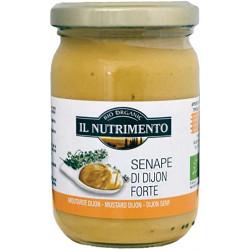 Probios Organic Dijon Forte mustard 200g BIO