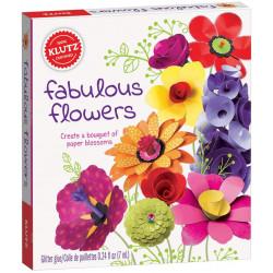 Klutz Fabulous Flowers Craft Kit