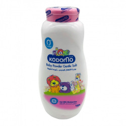Kodomo Baby Powder Gentle Soft 200gm - Oat Milk Moisturizer