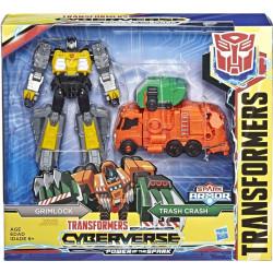 Hasbro Transformers Cyberverse Spark Armor Grimlock