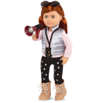 """Our Generation Deluxe Movie Director Outfit for 18"""" Dolls - Director's Cut"""