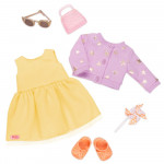 Our Generation Summer Dress Outfit