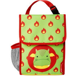 Skip Hop Zoo Dillon Dragon Lunch Bag