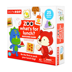 Skip Hop Zoo What's For Lunch? Game