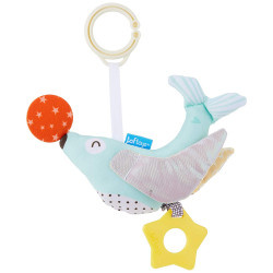 Taf Toys Baby textile seal Star rattle hanging bite for baby