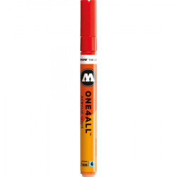 Molotow One4All Marker 2Mm Signal Red