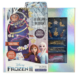Make It Real - Frozen 2 Swarovski Bracelet Set
