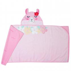 Stephen Joseph Hooded Towels, Llama
