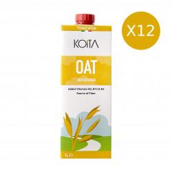 Koita Oat Milk, 1 LT, X12 Pack