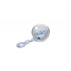 Suavinex Porsche Joya soother with chain (age 0+ months)