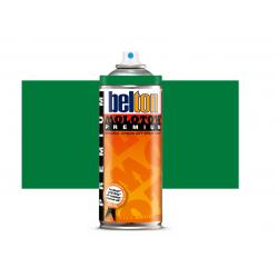 Molotow Belton Premium Spray Paint 400ml Mister Green 160