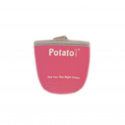 Potato Bottle Holder- Pink