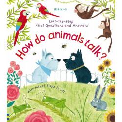 Usborne - How Do Animals Talk?