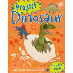 Miles Kelly - Project Dinosaur Paperback