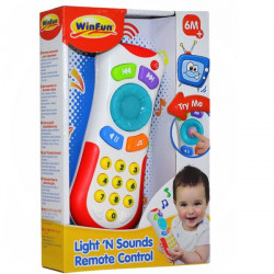 Winfun Light 'n Sounds Remote Control