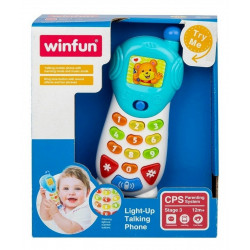 Winfun Light-up Talking Phone